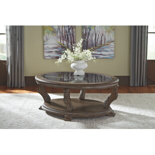 Tomas Coffee Table By Astoria Grand