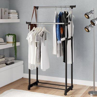 Garment Metal Valet Stand Rebrilliant