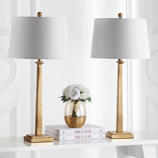 Cerna 31.5 Table Lamp (Set Of 2) by Latitude Run Best Design