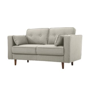 Carlyle Loveseat by Wrought Studio