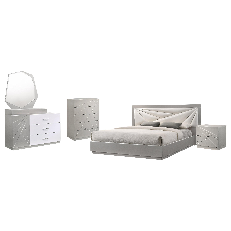 Ivy Bronx Mowbray Platform Configurable Bedroom Set Reviews Wayfair