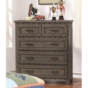 Top Reviews Loma 5 Drawer Chest by Three Posts Reviews (2019) & Buyer's Guide