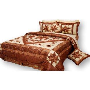 August Grove Marius 3 Piece Comforter Set