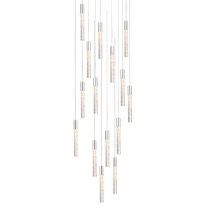 Magic 15-Light LED Cluster Pendant by Modern Forms