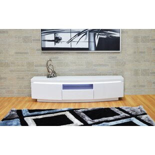Demps 71 TV Stand with LED Light by Orren Ellis
