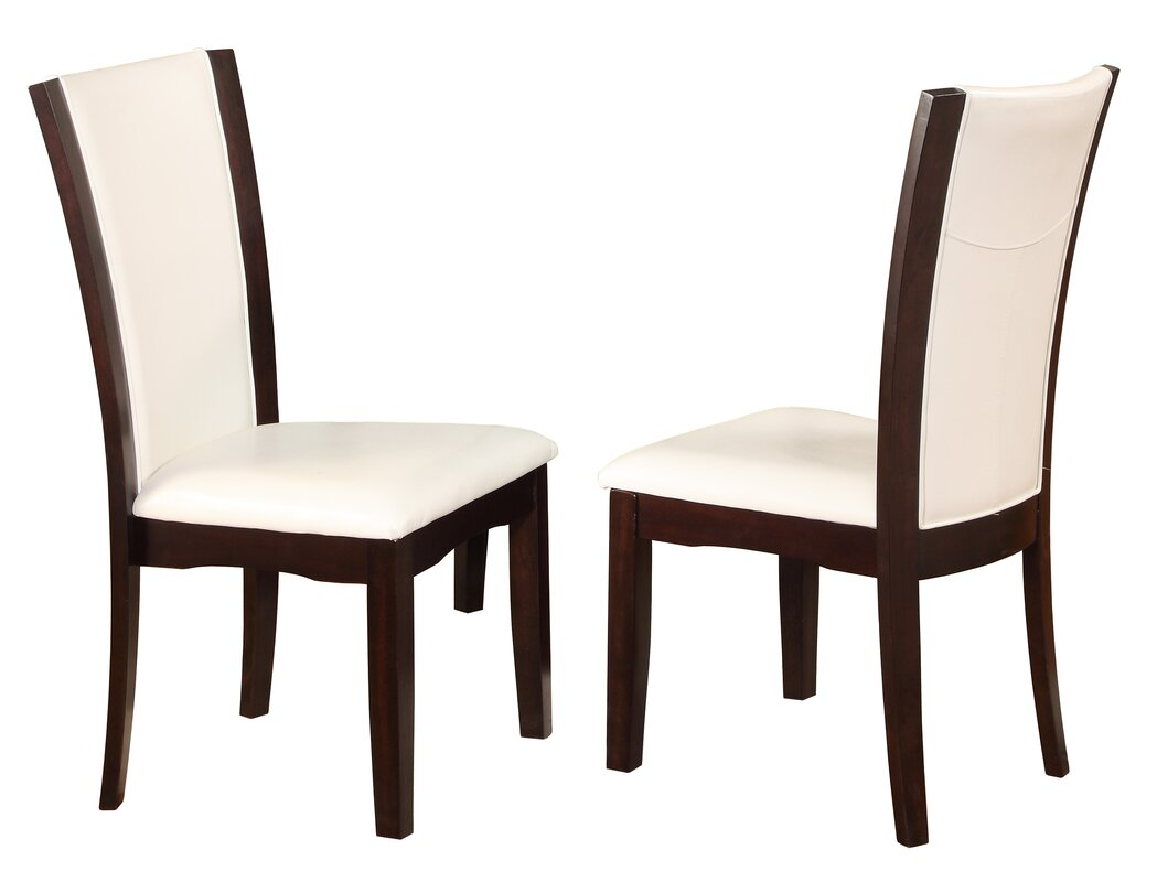 Camelia Side Chair Set Of 2 By Crown Mark Affordable