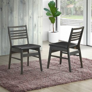 Sherrod Armless Dining Chair Set of 2 by Gracie Oaks