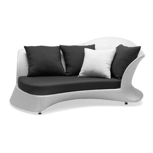 Rivage Bench Sunbrella Seating Group by 100 Essentials
