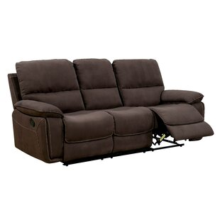 Buy clear Jarmon Reclining Sofa by Alcott Hill Reviews (2019) & Buyer's Guide