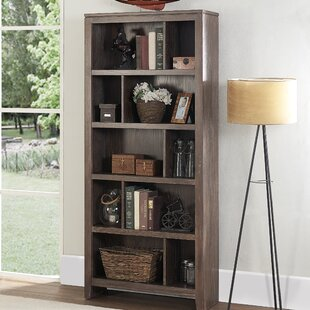 Affordable Price Stephen Standard Bookcase by Millwood Pines