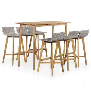 Pocklingt 6 Seater Dining Set Image