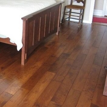 Maple Hardwood Flooring Albero Valley