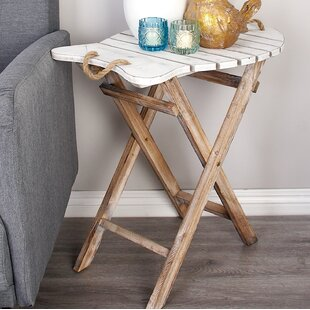 Compare Kenna End Table By Highland Dunes
