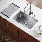 28 Inch Kitchen Sink   Wayfair