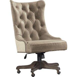 Hooker Furniture Leather Desk Chair
