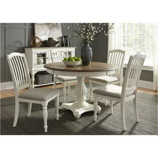 Cambrai 5 Piece Extendable Dining Set