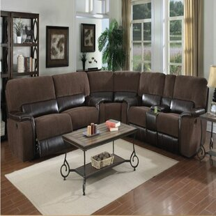 Best Choices Motter Reclining Sectional by Red Barrel Studio Reviews (2019) & Buyer's Guide