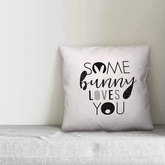 East Urban Home Smwwth Fyll Throw Pillow Cover Wayfair