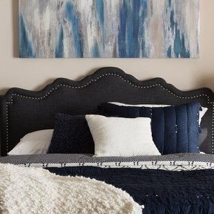 Lark Manor Sevan Upholstered Panel Headboard