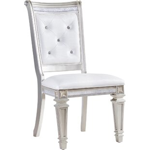 Reviews Tiffany Side Chair (Set of 2) by Fairfax Home Collections Reviews (2019) & Buyer's Guide
