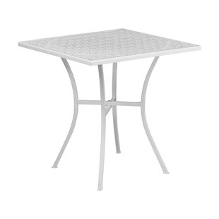 Chatou Steel Bistro Table By Ebern Designs