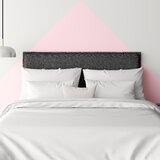 Xander Upholstered Panel Headboard by Hashtag Home