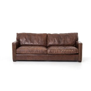 Lark Leather Sofa Design Tree Home