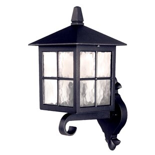 Charlton Home Popovich Outdoor Wall Lantern