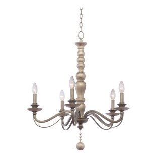 Colony 5-Light Chandelier by Kalco