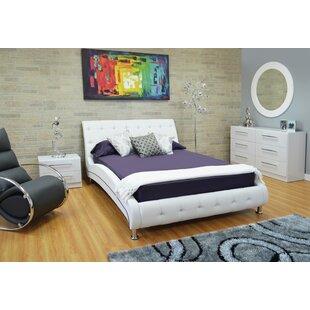 Brayden Studio Haskett Upholstered Platform Bed