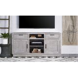 Harbuck Solid Wood TV Stand for TVs up to 75 by Brayden Studio®