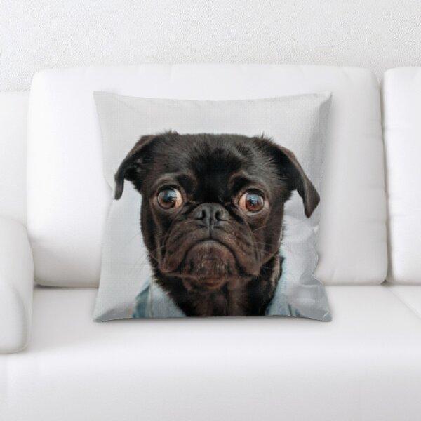 Latitude Run Kacey Animal Throw Pillow Wayfair
