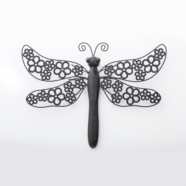 bouncer decor fun dragonfly at garden hanging only