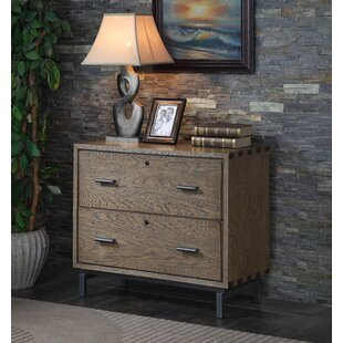 Foundry Select Bluegrass 2-Drawer Lateral Filing Cabinet