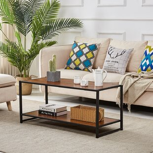 Union Rustic Nevaeh Coffee Table