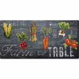 Mandragore Farm to Table Kitchen Mat