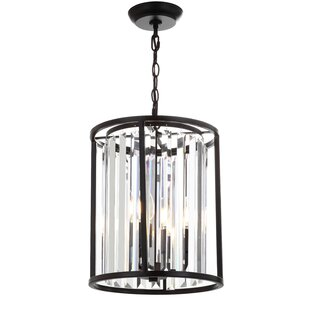 Mercer41 Guzman 3-Light Drum Pendant
