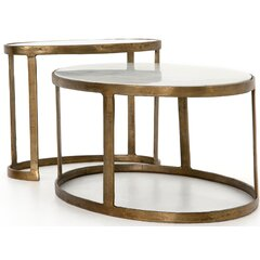 Nesting And Bunching Tables Coffee Tables Joss Main