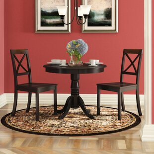 Boylan 3 Piece Dining Set Charlton Home