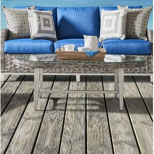 Cape Lookout Wicker/Rattan Coffee Table by South Sea Rattan