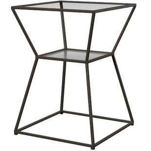 Top Berthelot End Table by Mercury Row