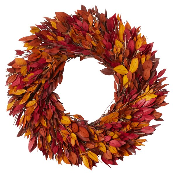 Fall Wreaths You Ll Love Wayfair
