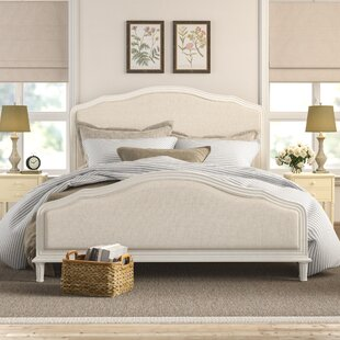 Online Reviews Watson Upholstered Panel Bed by Birch Lane™ Heritage Reviews (2019) & Buyer's Guide