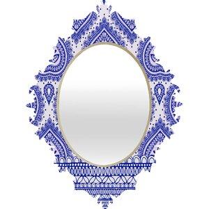 Aimee St Hill Decorative Quatrefoil Mirror