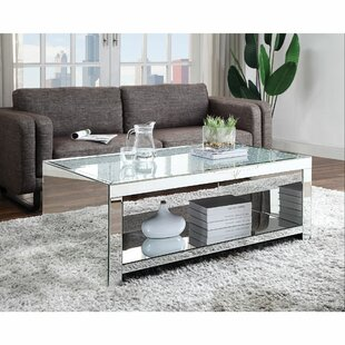 Abshire Coffee Table by Everly Quinn