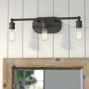 Agave 3-Light Vanity Light