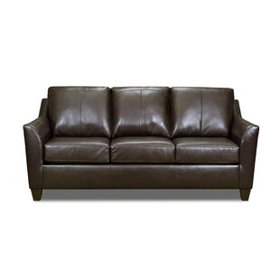 Basham Leather Sofa