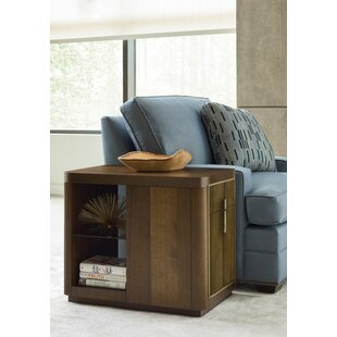 Buying Aalborg End Table with Storage by Brayden Studio