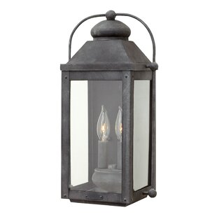 Anchorage 2-Light Outdoor Wall Lantern