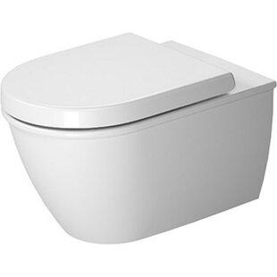 Duravit Darling New 1.6 GPF Round Toilet ..